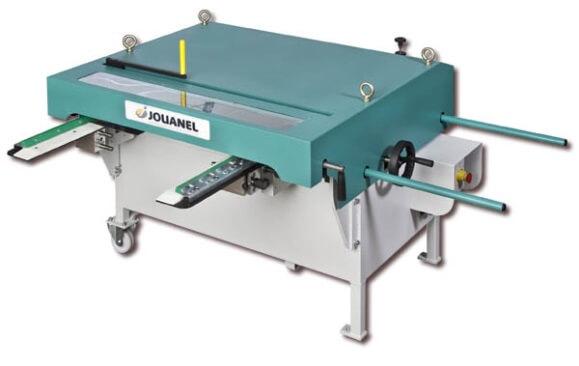 Maszyna profilująca rąbek Jouanel