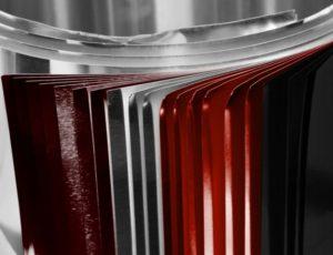 Rynna aluminiowa 2