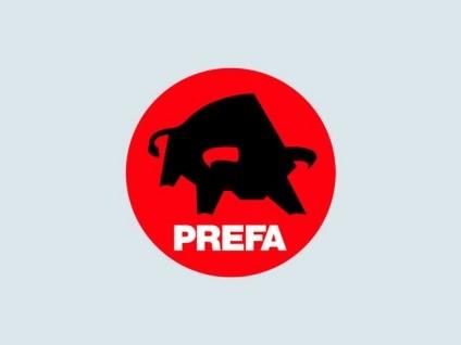 Współpraca z PREFA - logo